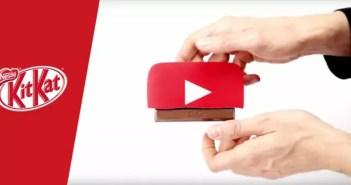 Se celebran así los 10 años de vida de la plataforma más famosa de vídeos al mismo tiempo que se renueva la imagen del aperitivo por excelencia de Nestlé en su 80 aniversario