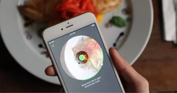 App para fotos en 3d de comida 3DAround