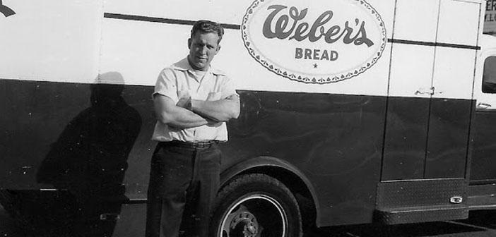 Weber bread van