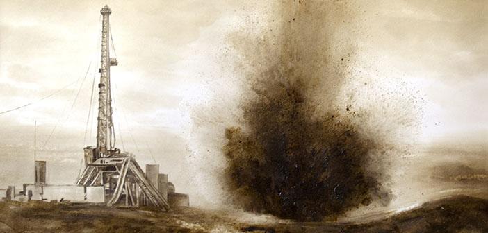 Ludmila Zhizhenko-pintura con petróleo