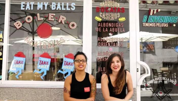 Restaurant Bolero Meatballs- Meatloaf specialists