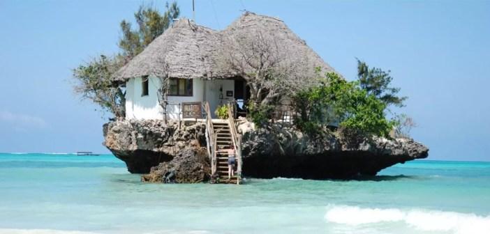 Restaurant-La Roca Zanzibar