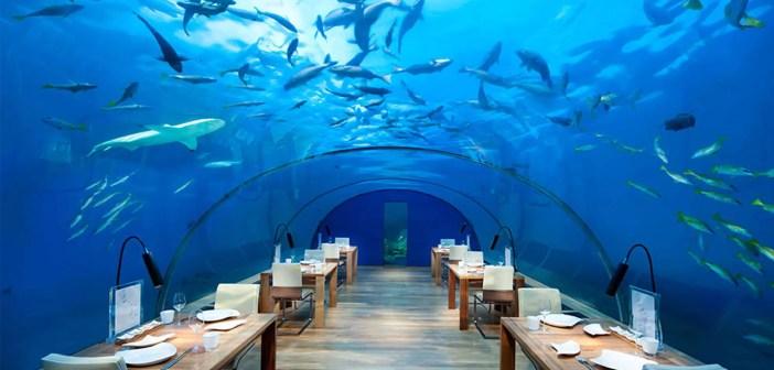 Thaa Undersea Restaurant