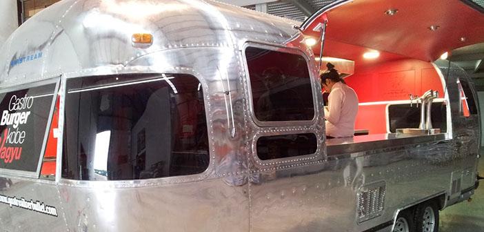 la caravana Airstream