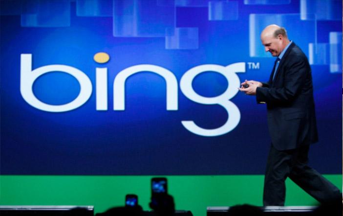 Conférence de l'entreprise Microsoft Bing