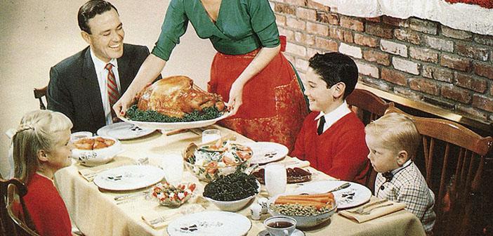 Thanksgiving image 1950