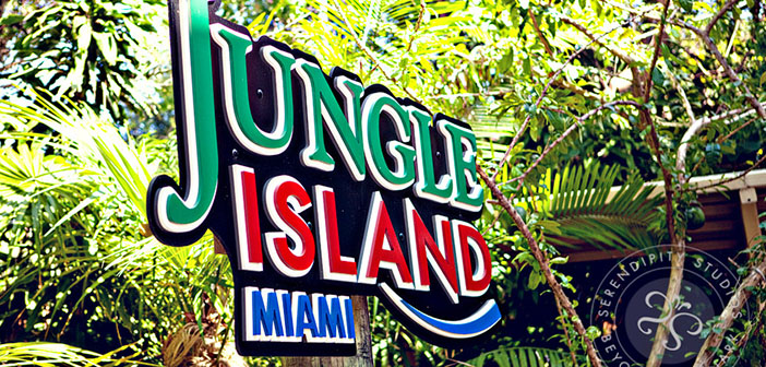 Restaurant Jungle Island zoo