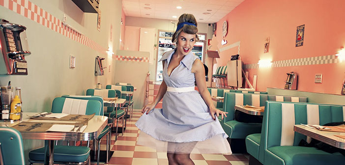 Peggy Sue restaurant franchise