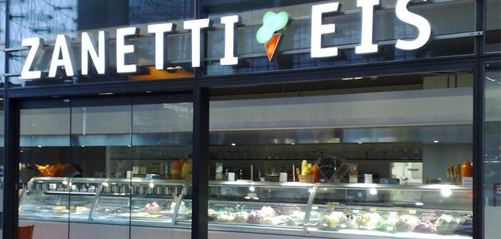 Restaurante Zanetti Eis