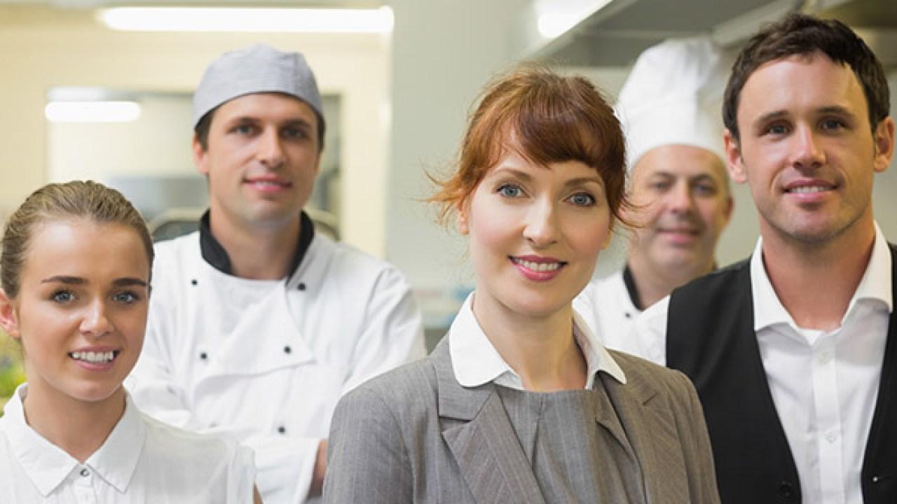 Un experimento demuestra que los empleados de los restaurantes son  insustituibles | DiegoCoquillat.com
