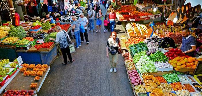 Tel Aviv (Israel) ha sido elegida como una de las ciudades más 'Amigables' para los veganos.
