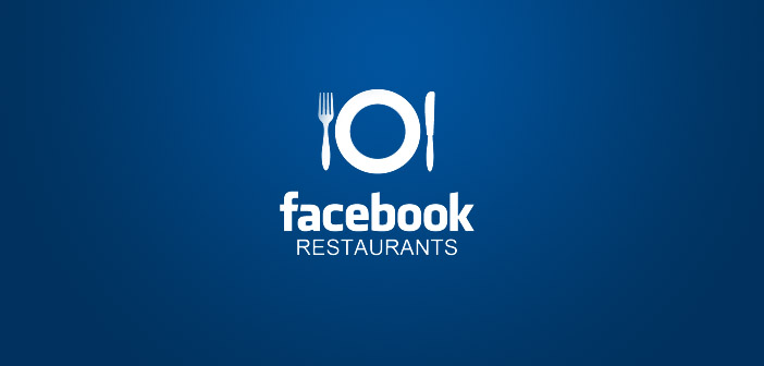 facebook restaurants