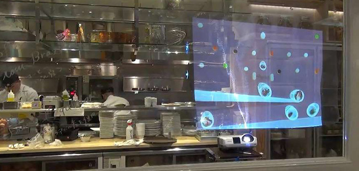 Restaurante mirai-resu