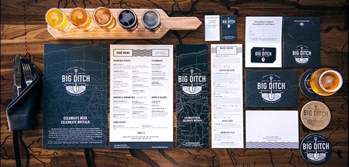 image de l'entreprise pour les restaurants