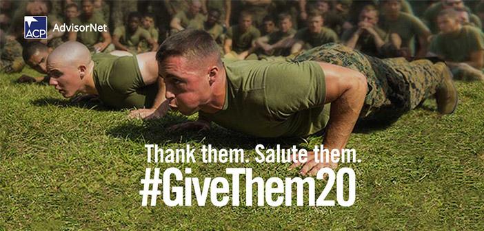 soutien à l'action et la reconnaissance publique des anciens combattants américains
