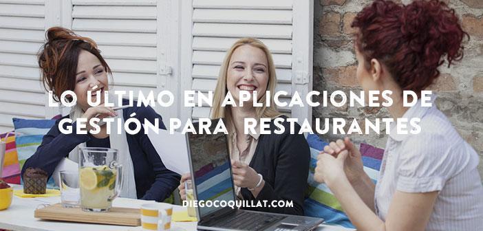 """5 aplicaciones de gestión """"made in USA"""" que triunfan en los restaurantes"""
