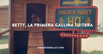 Una cadena de restaurantes contrata a una gallina como community manager