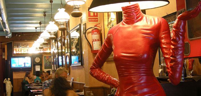 El Viejo Pop un restaurante con mucha historia ya que para encontrar sus orígenes hay que remontarse treinta años atrás