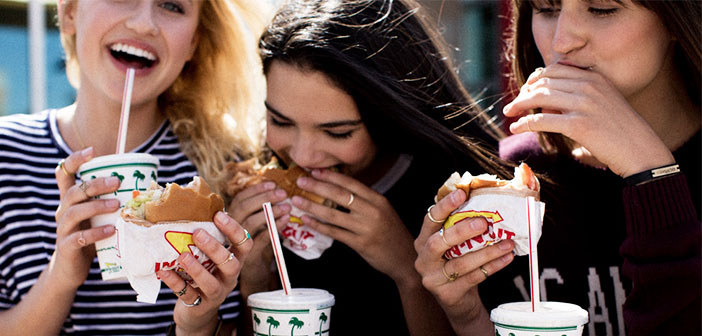 The fast food franchises are committed to a strong musical thread that stand as high volume players and songs with more rhythm of the current scene.