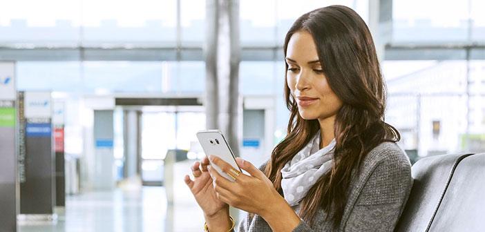 Dans le cas où le voyageur ne dispose pas de compte sur Facebook, Vous pouvez accéder à ces vidéos de service en se connectant au réseau sans fil de l'aéroport