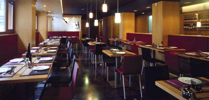 ce restaurant, qui dispose d'un design minimaliste est une référence pour les autres entreprises d'accueil.