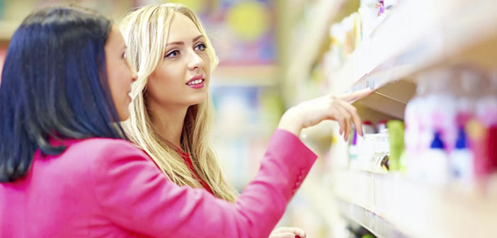 Nail polish grocery market is not a practice that you see every day between different fast food chains, why it has aroused great interest among the regular customers of the franchise.
