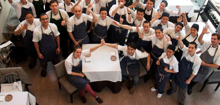 Conocer al propietario, al igual que al chef o creador de un plato se agradece como cliente.