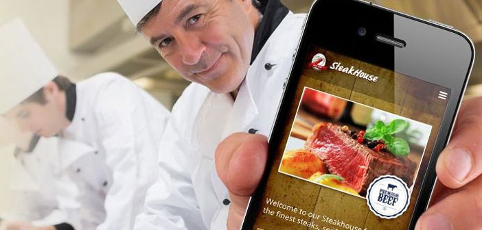 Le site d'un restaurant doit inclure un certain nombre d'éléments: adresse, les photos, commentaires, menu à la carte, des liens vers des profils sociaux, etc.