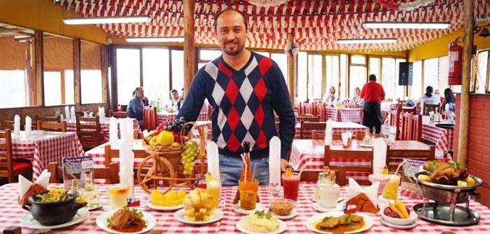 Andrés Lisboa, Cet administrateur d'affaires est actuellement un restaurateur réussi dans son Chili natal, d'où 2011 dirige le restaurant Sabor Campo.