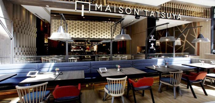 Maison Tatsuya Restaurant