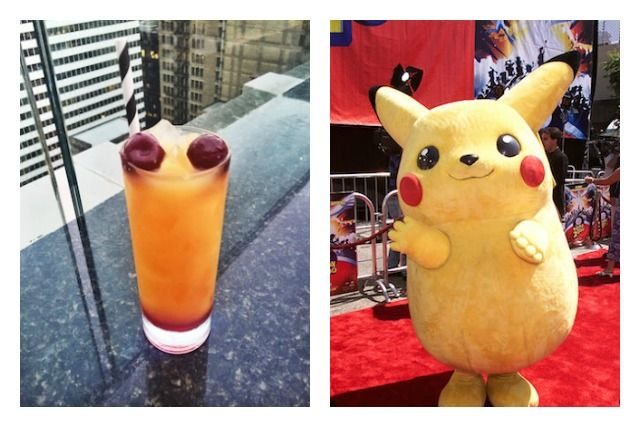 inspired by Pikachu Cup