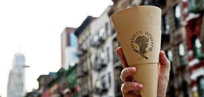 Avec restaurant de pâtes cone Emanuele Attala, L'un Spaghetti Incident peut se promener dans Central Park sans arrêter leur mars pour profiter de votre repas.