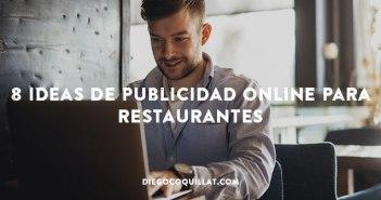 8 ideas de publicidad online para restaurantes