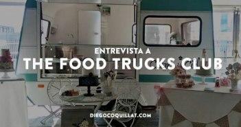Entrevista a The Food Trucks Club, comida callejera y gourmet sobre ruedas
