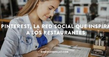 Pinterest, la red social que inspira a los restaurantes