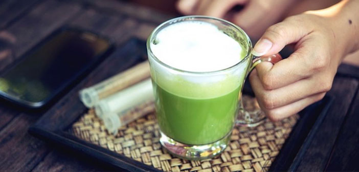 And finally, Get the Matcha.