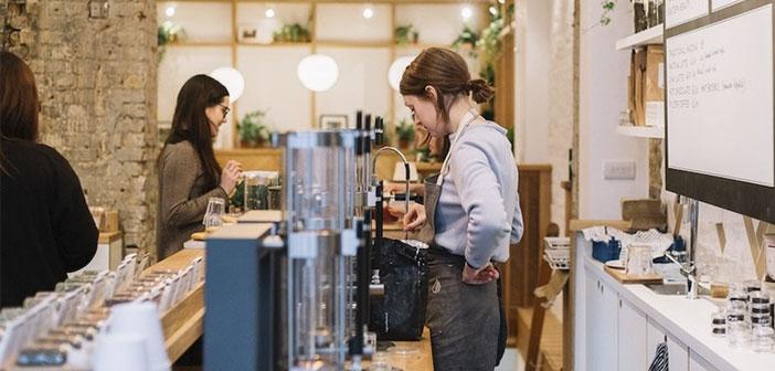 Good & Proper es uno de los lugares más idóneos para tomar el té en Londres.