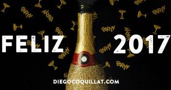Feliz Año de parte de todo el equipo de DiegoCoquillat.com