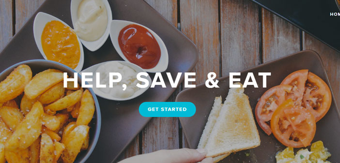 What makes this new app is to connect those who think that the leftover food from restaurants at the end of the day it is still less delicious; those conscious businesses to manage food restaurants that are left over them. a dual objective is achieved: enjoy cheap food and the use of several tons of food.