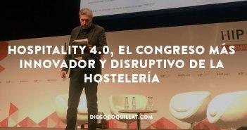 Resumen del primer día de Hospitality 4.0, el congreso más innovador y disruptivo de la hostelería