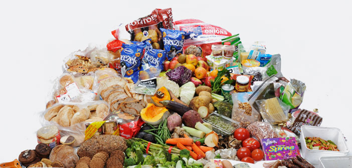 89 million tons of food in good condition are thrown away only in the countries covered by the EEC.