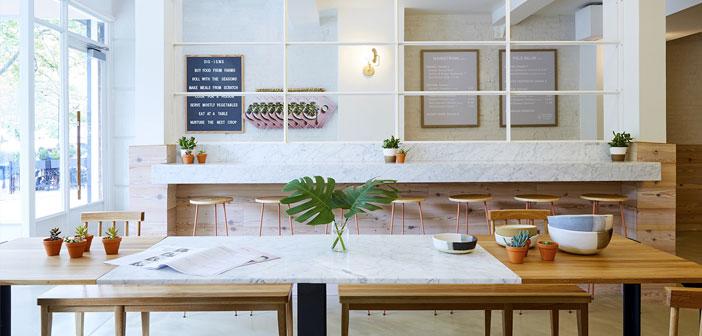 La intención de Eskin apunta más allá de incluir a Dig Inn dentro de la lista de restaurantes sostenibles, como Nat., su equivalente en Europa y que maneja los mismos conceptos orgánicos, sostenibles y saludables.