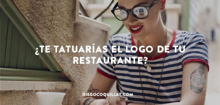 ¿Te tatuarías el logo de tu restaurante si mejoran sus resultados?
