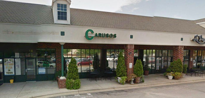 Caruso's restaurant in Mooresville (North Carolina) it is clear: They do not want to under 5 years sitting at their tables and it will from now.