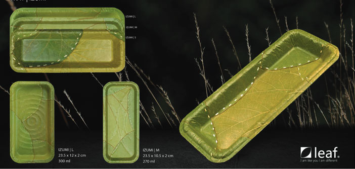 In Spain, the company responsible for marketing and distributing these biodegradable and organic dishes is called Mothern Nature. This company wants to bring our country a series of products with advanced technology for non-waste generation.