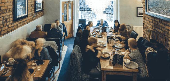 La crisis del 2008 empujó a muchos restaurantes a tomar acciones para reactivar sus establecimientos.