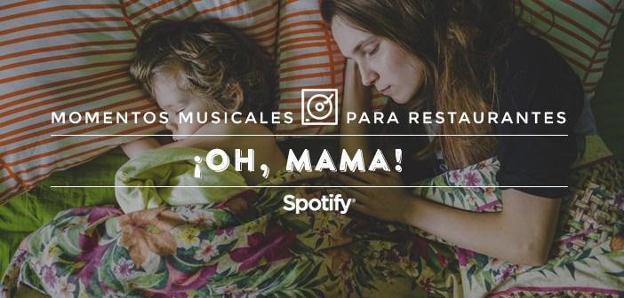 Música para Restaurantes: 50 canciones para el día de la madre