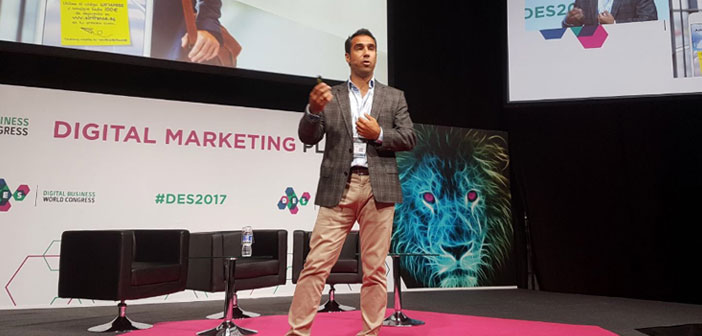 "Daniel Shaik, Manager Director de Adgage, when he said that ""when we talk about Digital, we really should be talking about mobile "". During his speech he made a number of very revealing data for the sector, and is that, nowadays, he 65% of emails sent from the mobile and 75% videos are displayed on this device."