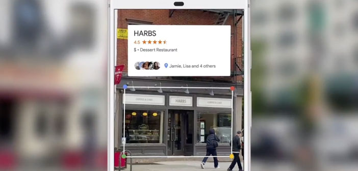 Google Lens is essentially a photo-recognition function that allows users to convert the camera lens incorporated carrying mobiles in a search box.