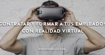 Un restaurante utiliza la Realidad Virtual para contratar y formar a sus empleados